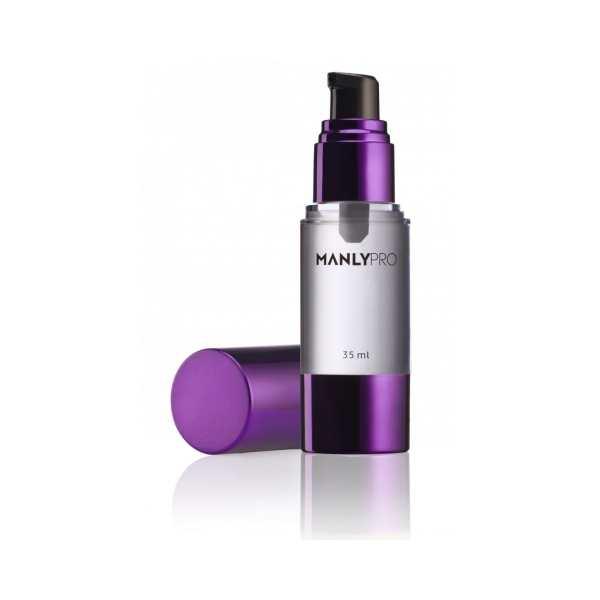 База под макияж выравнивающая жидкая силиконовая HD Manly PRO (прозрачная) БТIPP