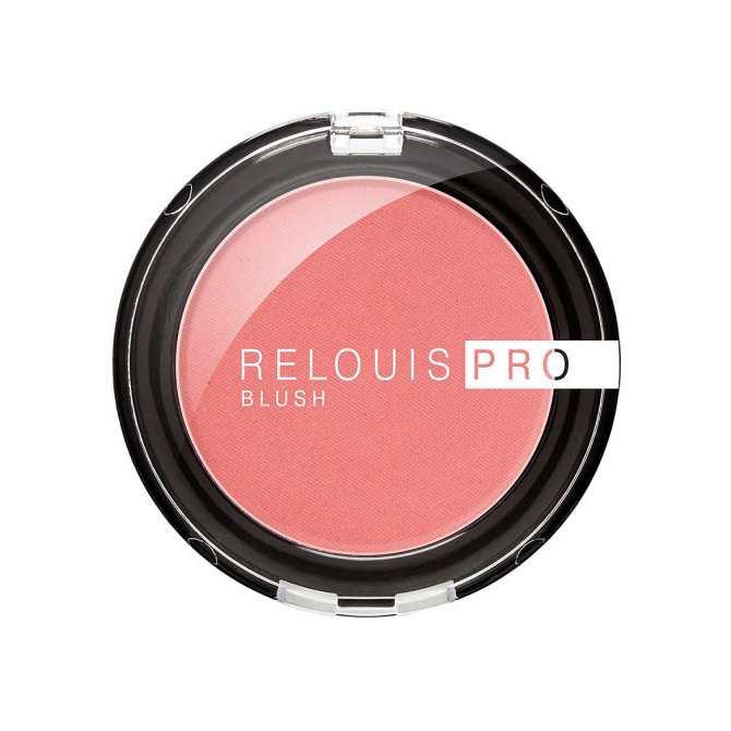 Relouis Румяна компакт PRO Blush т. 73 Jucy Peach