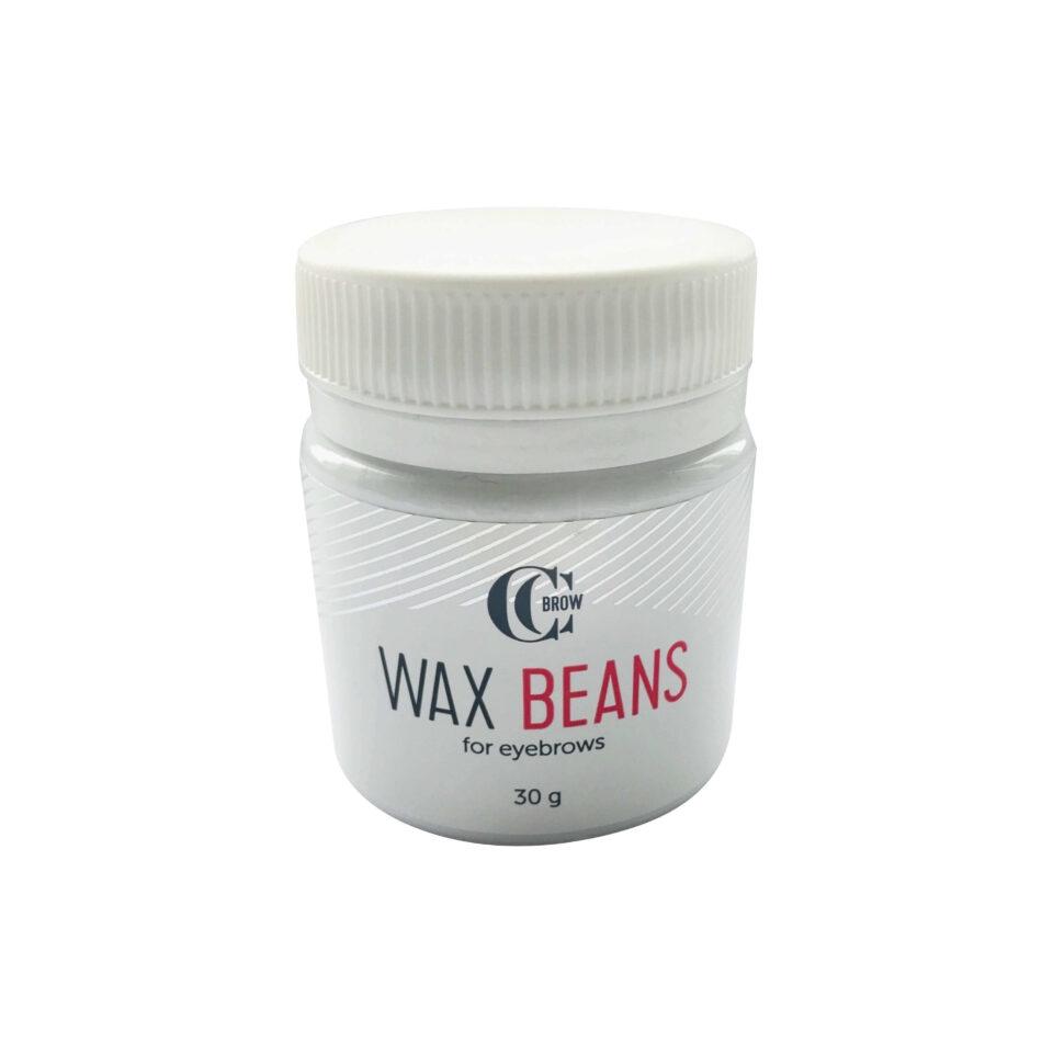 Воск для коррекции бровей, 30 гр, WAX BEANS, CC Brow