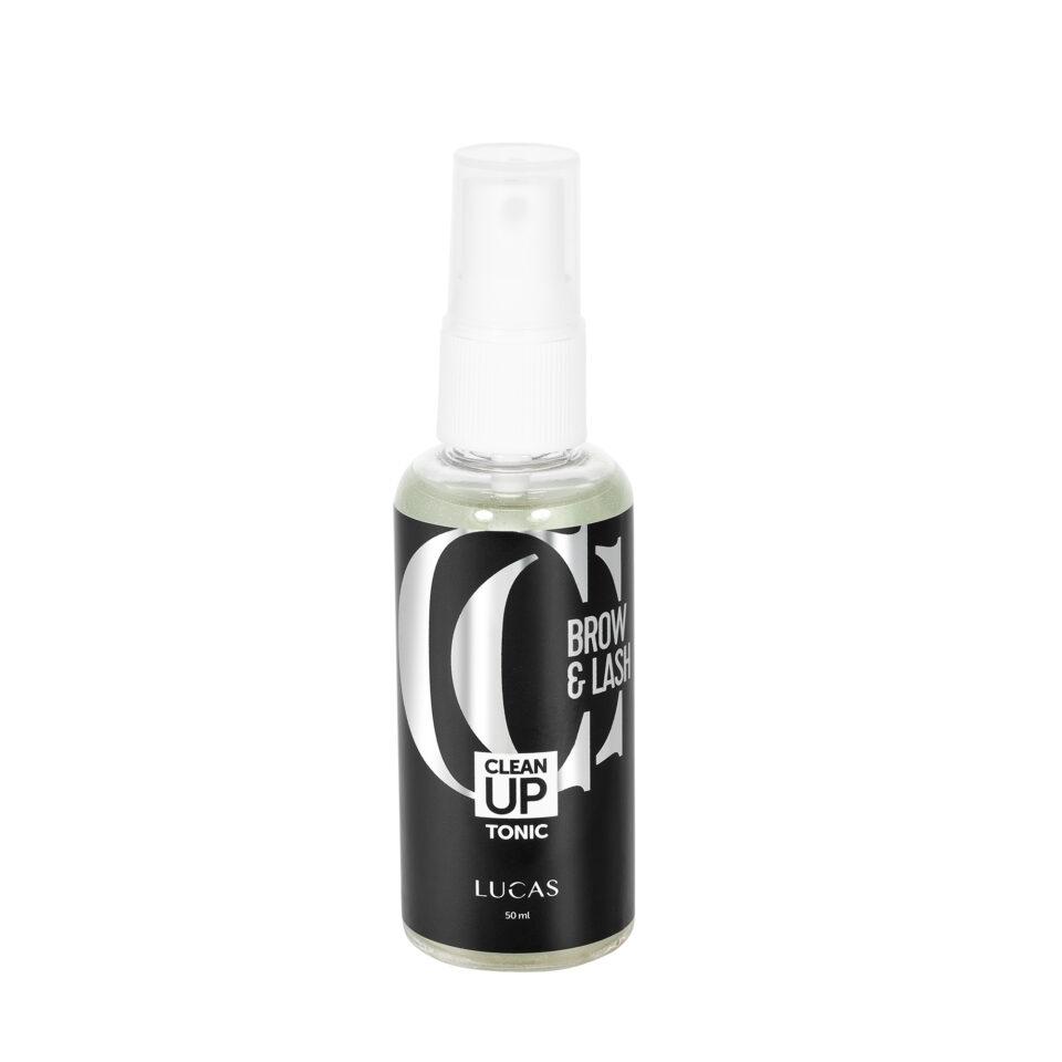Обезжириватель для бровей и ресниц Clean Tonic, CC Brow, 50 мл