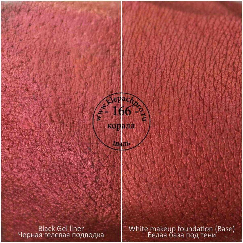 166 Коралл (пыль)