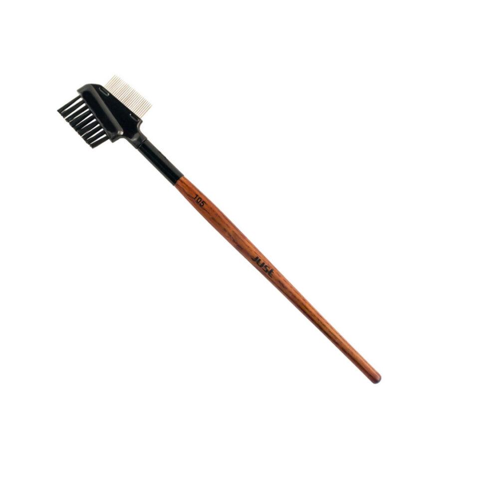 Щеточка-расческа для бровей и ресниц № 105