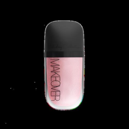 Блеск для губ с сияющими частицами HIGH SHIMMER LIPGLOSS (Bare Necessity)