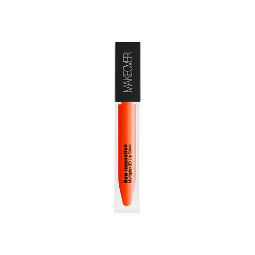 Блеск для губ, придающий обьем MULTIPLEX 3D LIPGLOSS (Orange)