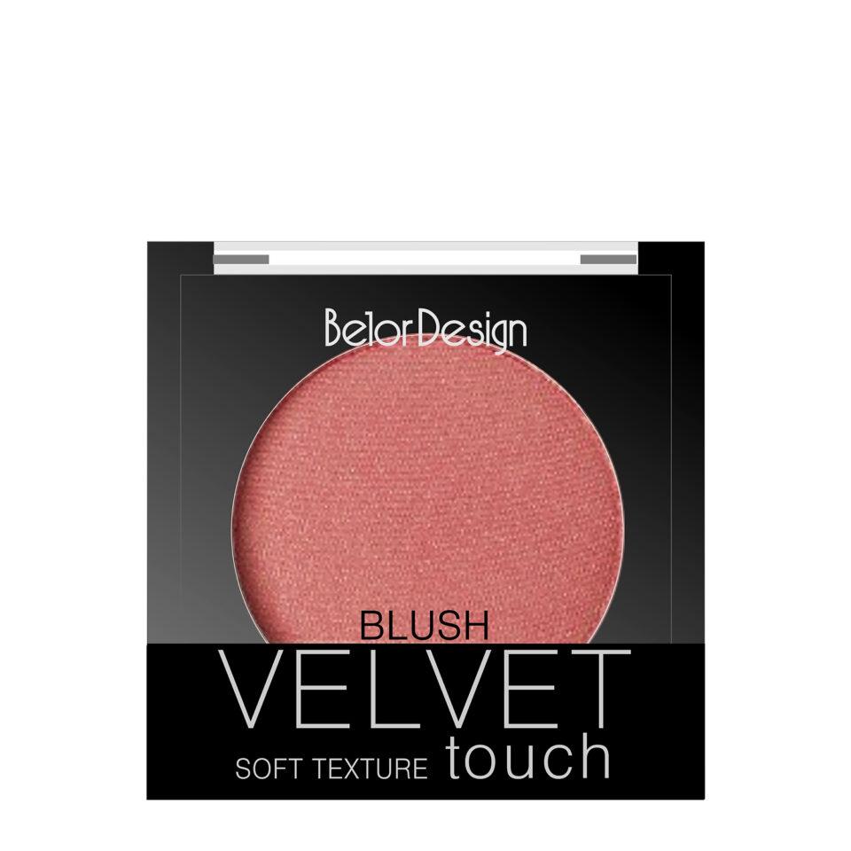 Belor Design Румяна Velvet Touch т. 105