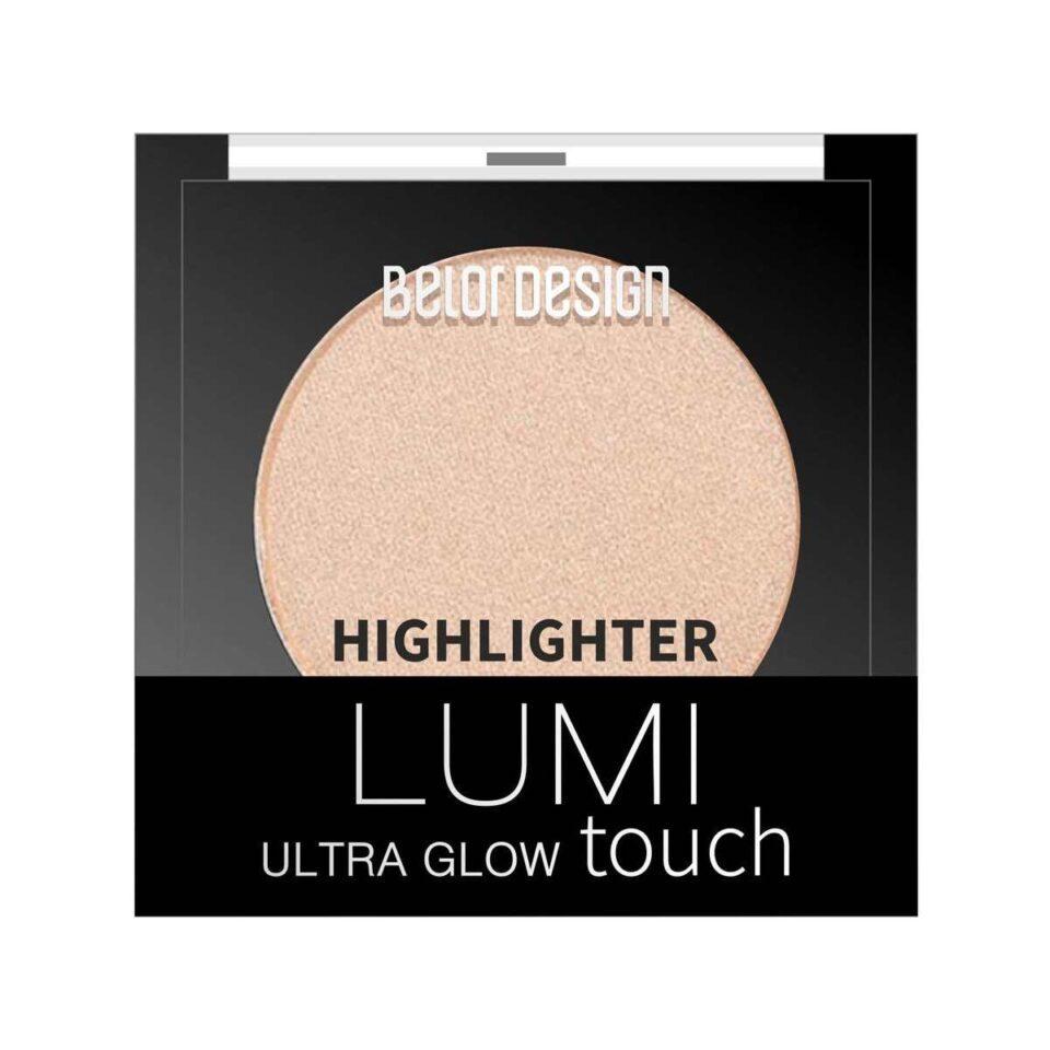 BelorDesign Хайлайтер Lumi touch т. 002