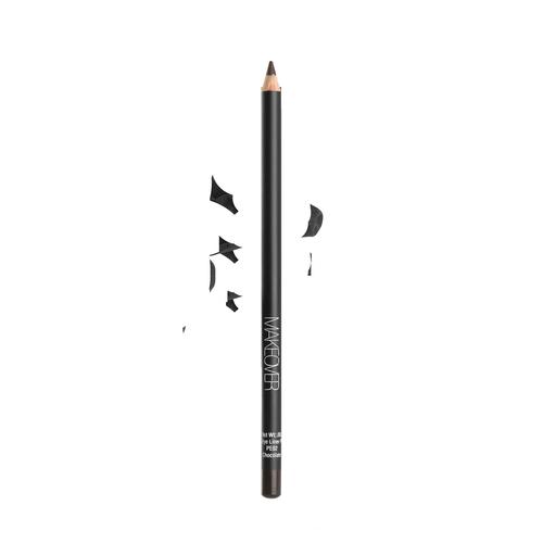 Мягкий карандаш для глаз MAKEOVER KOHL EYELINER PENCIL (Chocolate)