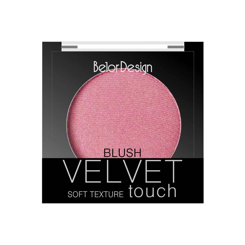 Belor Design Румяна Velvet Touch т. 103