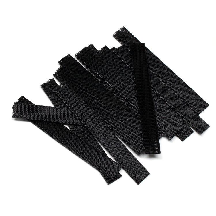 Сетки черные для сушки кистей и придания им формы SV (5 штук)
