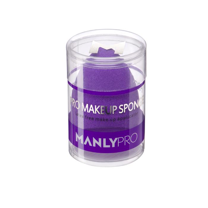 Спонж многофункциональный для растушевки со срезом Manly PRO