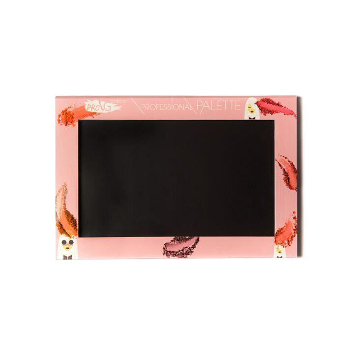 Магнитная палетка розовая большаяL ProVG