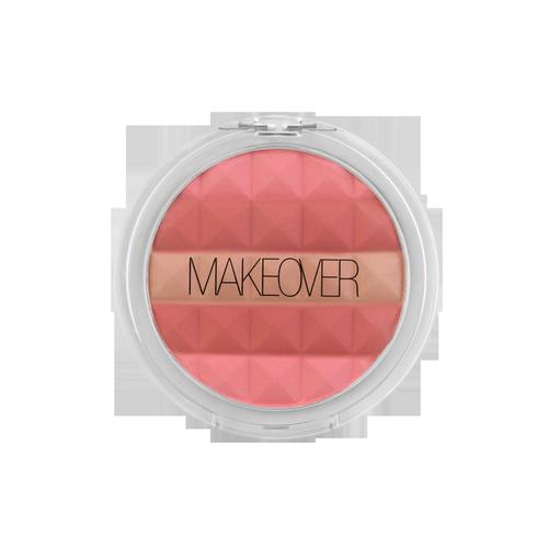 Компактные румяна Makeover MOSAIC FACE POWDER (Pink Cheek Glow)